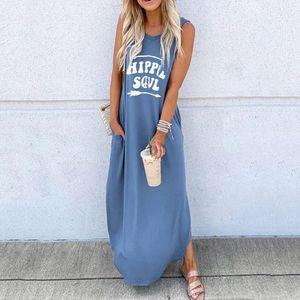 Hippie Soul Maxi Dress